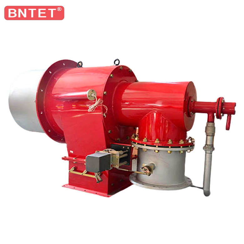 Producer Coal Gas Burner