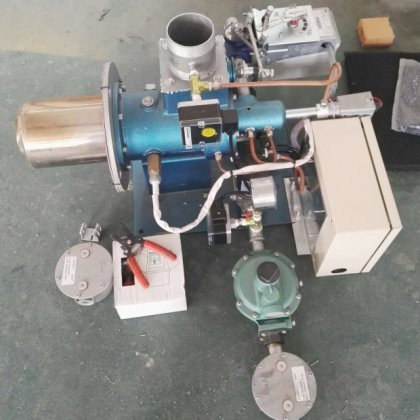 textile equipment of stenter setting machine Burner